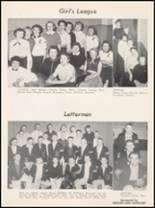 1955 Elma High School Yearbook Page 56 & 57