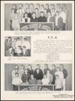 1955 Elma High School Yearbook Page 58 & 59
