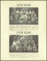 1953 Meshoppen High School Yearbook Page 34 & 35