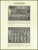 1953 Meshoppen High School Yearbook Page 40 & 41