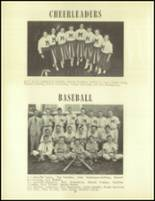 1953 Meshoppen High School Yearbook Page 42 & 43