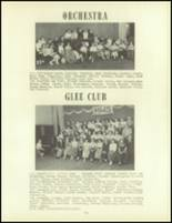 1953 Meshoppen High School Yearbook Page 44 & 45