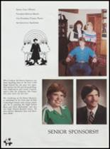 1984 Ft. Cobb High School Yearbook Page 22 & 23