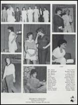 1984 Ft. Cobb High School Yearbook Page 24 & 25