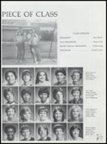 1984 Ft. Cobb High School Yearbook Page 36 & 37