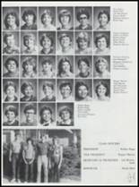 1984 Ft. Cobb High School Yearbook Page 38 & 39