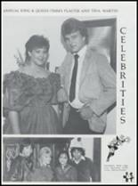 1984 Ft. Cobb High School Yearbook Page 40 & 41