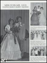 1984 Ft. Cobb High School Yearbook Page 42 & 43