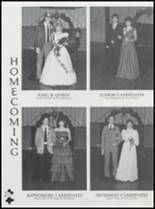 1984 Ft. Cobb High School Yearbook Page 44 & 45