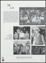 1984 Ft. Cobb High School Yearbook Page 60 & 61