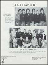 1984 Ft. Cobb High School Yearbook Page 62 & 63
