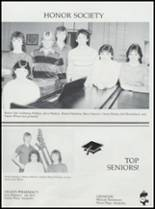 1984 Ft. Cobb High School Yearbook Page 68 & 69