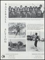 1984 Ft. Cobb High School Yearbook Page 76 & 77