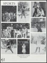 1984 Ft. Cobb High School Yearbook Page 78 & 79
