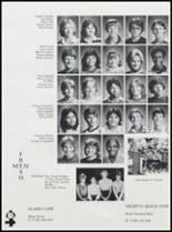 1984 Ft. Cobb High School Yearbook Page 80 & 81