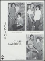 1984 Ft. Cobb High School Yearbook Page 84 & 85