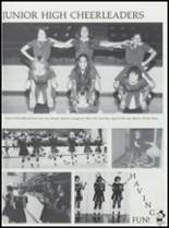 1984 Ft. Cobb High School Yearbook Page 88 & 89