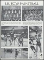 1984 Ft. Cobb High School Yearbook Page 90 & 91