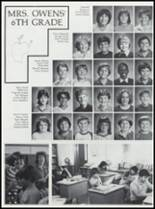 1984 Ft. Cobb High School Yearbook Page 94 & 95