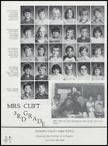 1984 Ft. Cobb High School Yearbook Page 98 & 99