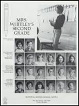 1984 Ft. Cobb High School Yearbook Page 100 & 101