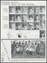 1984 Ft. Cobb High School Yearbook Page 104 & 105