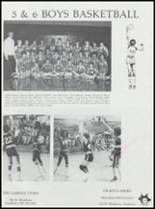 1984 Ft. Cobb High School Yearbook Page 106 & 107
