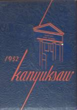 1952 Yearbook Plant City High School