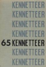 1965 Yearbook Kennett Consolidated High School