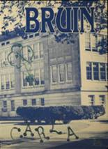 1986 Yearbook Bolton High School