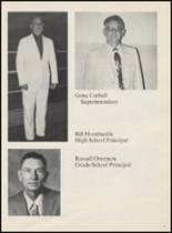 1976 Olive High School Yearbook Page 10 & 11