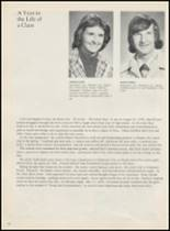 1976 Olive High School Yearbook Page 16 & 17