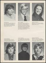 1976 Olive High School Yearbook Page 20 & 21