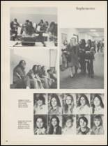 1976 Olive High School Yearbook Page 24 & 25