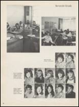 1976 Olive High School Yearbook Page 32 & 33