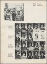 1976 Olive High School Yearbook Page 44 & 45