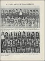 1976 Olive High School Yearbook Page 52 & 53