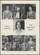 1976 Olive High School Yearbook Page 58 & 59