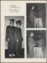 1976 Olive High School Yearbook Page 70 & 71