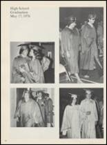 1976 Olive High School Yearbook Page 80 & 81
