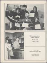 1976 Olive High School Yearbook Page 100 & 101