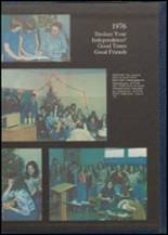 1976 Olive High School Yearbook Page 118 & 119