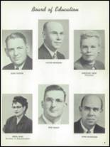 1955 The Dalles High School Yearbook Page 12 & 13