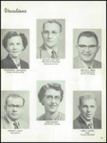 1955 The Dalles High School Yearbook Page 18 & 19