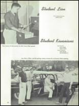 1955 The Dalles High School Yearbook Page 22 & 23