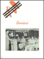 1955 The Dalles High School Yearbook Page 26 & 27