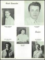 1955 The Dalles High School Yearbook Page 28 & 29