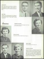 1955 The Dalles High School Yearbook Page 30 & 31