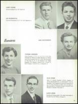 1955 The Dalles High School Yearbook Page 38 & 39