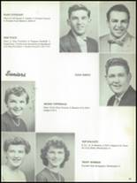 1955 The Dalles High School Yearbook Page 46 & 47